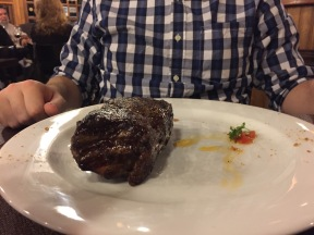 Jimi's giant steak